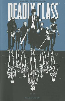 Deadly Class Volume 1 cover image