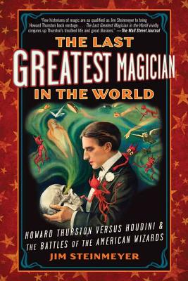 The Last Greatest Magician in the World Cover