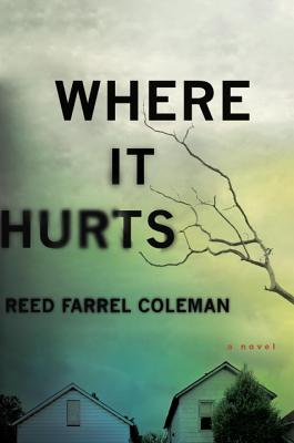 Where It Hurts (A Gus Murphy Novel #1) Cover Image