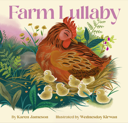 Farm Lullaby Cover Image