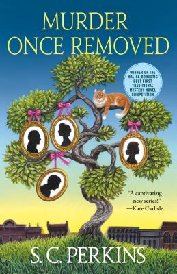 Murder Once Removed (Ancestry Detective #1) Cover Image