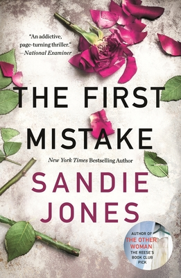 Cover for The First Mistake