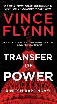 Transfer of Power (A Mitch Rapp Novel #3) Cover Image