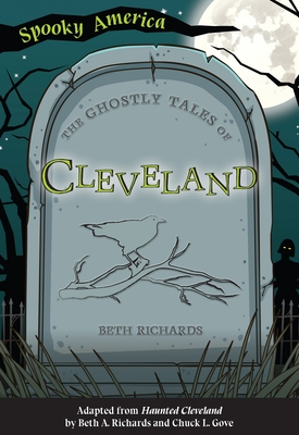 The Ghostly Tales of Cleveland Cover Image