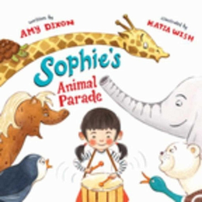 Sophie's Animal Parade Cover