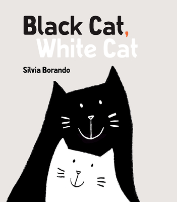 Black Cat, White Cat: a minibombo book Cover Image
