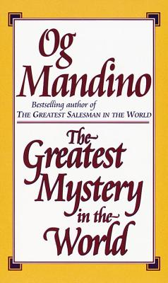 The Greatest Mystery in the World Cover Image