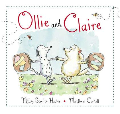 Ollie and Claire Cover