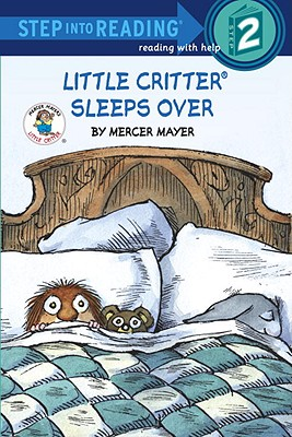 Little Critter Sleeps Over Cover