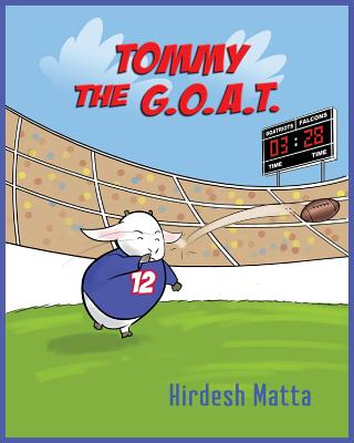 Tommy the G.O.A.T. Cover Image