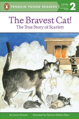 The Bravest Cat! (Penguin Young Readers, Level 2) Cover Image