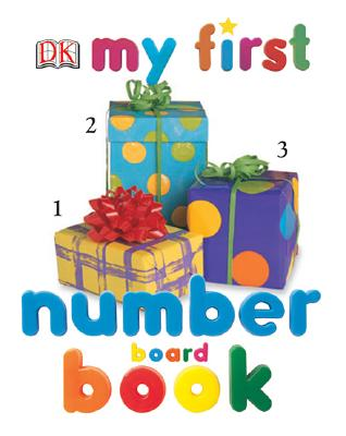 My First Number Board Book Cover Image