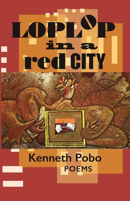 Loplop in a Red City Cover