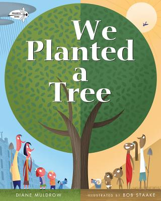 Cover for We Planted a Tree