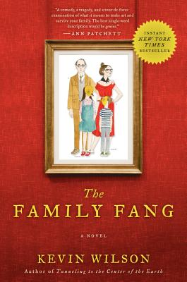 The Family Fang Cover
