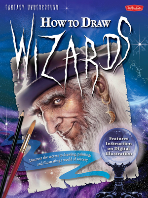 How to Draw Wizards Cover