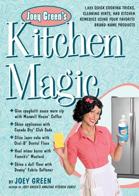Joey Green's Kitchen Magic Cover