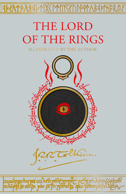 Cover for Lord of the Rings Illustrated