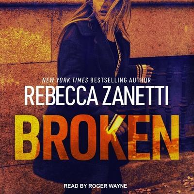 Cover for Broken