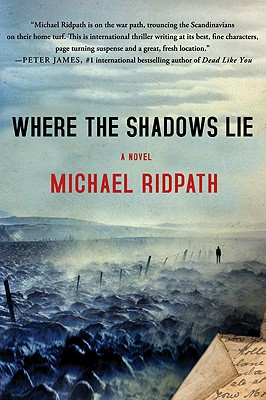 Where the Shadows Lie Cover Image