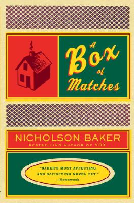 A Box of Matches (Vintage Contemporaries) Cover Image