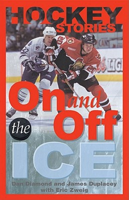 Hockey Stories on and Off the Ice Cover Image