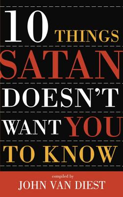 Ten Things Satan Doesn't Want You to Know Cover