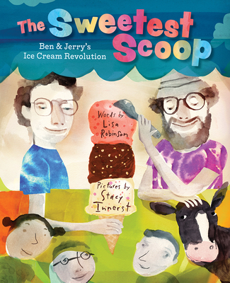 Cover for The Sweetest Scoop