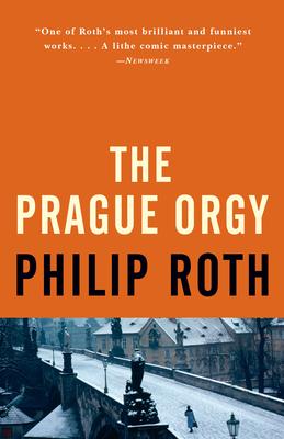 The Prague Orgy Cover
