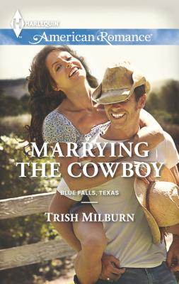 Marrying the Cowboy Cover