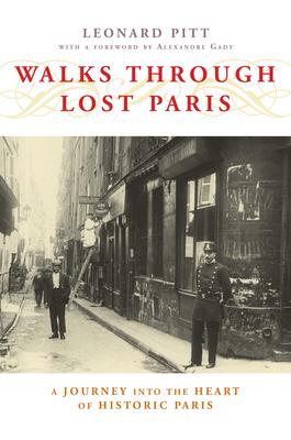 Walks Through Lost Paris Cover