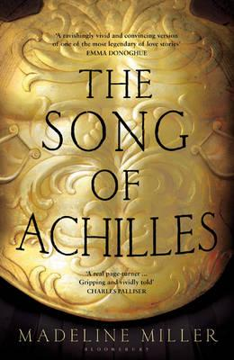 Song of Achilles Cover Image