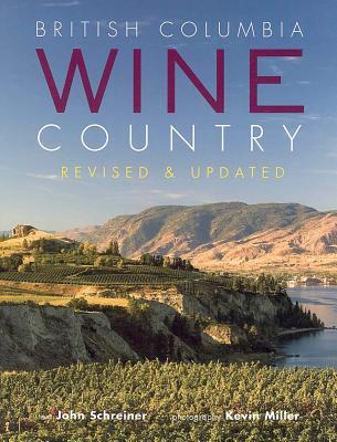 British Columbia Wine Country Cover