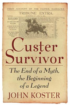 Custer Survivor Cover