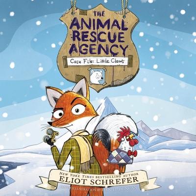 The Animal Rescue Agency #1: Case File: Little Claws Lib/E Cover Image