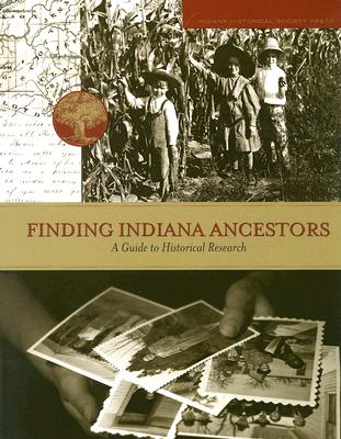 Cover for Finding Indiana Ancestors