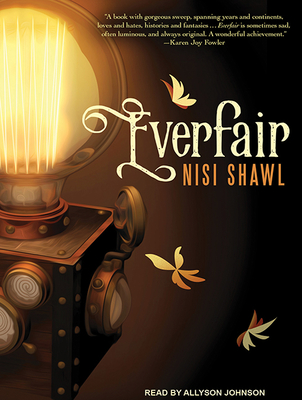 Cover for Everfair