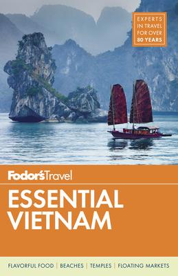 Fodor's Essential Vietnam (Travel Guide #5) Cover Image