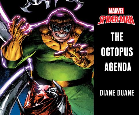 Spider-Man: The Octopus Agenda Cover Image