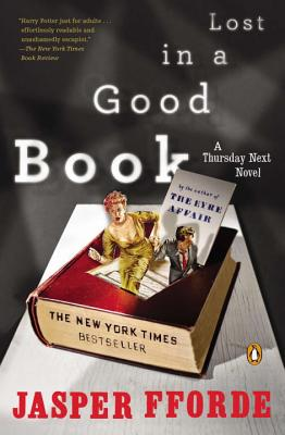 Lost in a Good Book: A Thursday Next Novel Cover Image
