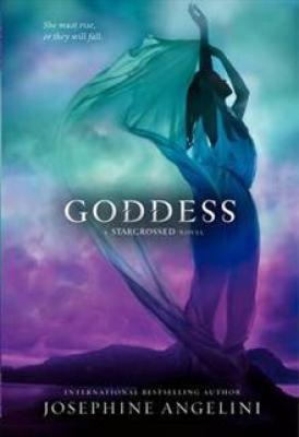 Goddess: A Starcrossed Novel Cover Image
