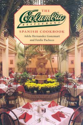 The Columbia Restaurant Spanish Cookbook Cover Image