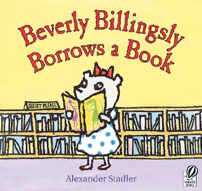 Beverly Billingsly Borrows a Book Cover