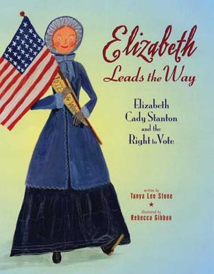 Elizabeth Leads the Way Cover