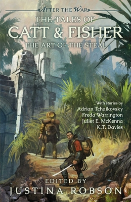 After The War: The Tales of Catt & Fisher: A brand-new collection of stand-alone stories from the world of the critically acclaimed Redemption's Blade and Salvation's Fire novels.  Cover Image