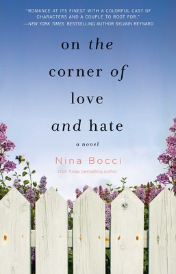 On the Corner of Love and Hate (Hopeless Romantics #1) Cover Image
