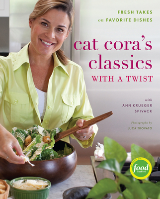 Cat Cora's Classics with a Twist Cover