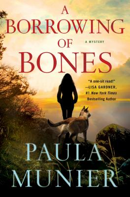 A Borrowing of Bones: A Mystery (A Mercy Carr Mystery #1) Cover Image