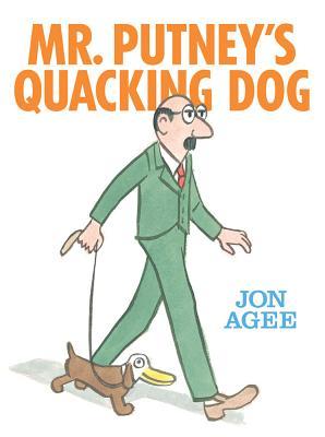 Mr. Putney's Quacking Dog Cover