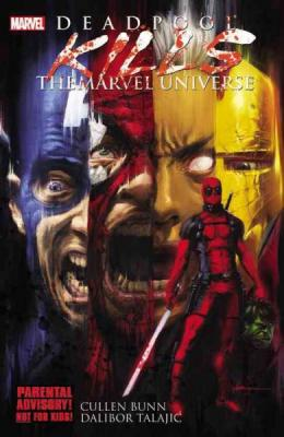 Deadpool Kills the Marvel Universe cover image